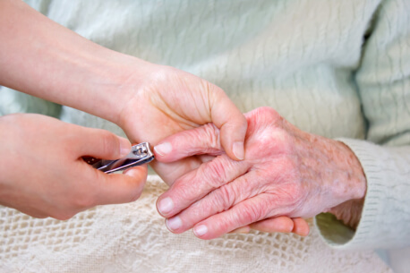 Nail Care for Seniors: Should Your Elderly Keep Their Nails Long?