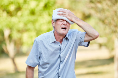 Heat Stroke: The Sign and Symptoms