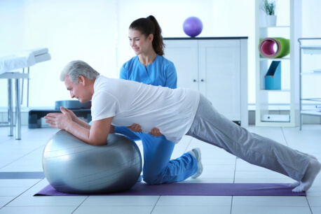 Exercises for Seniors Living with Osteoporosis