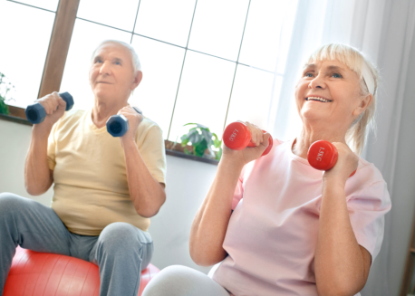 How Being Active Is Very Beneficial for Seniors