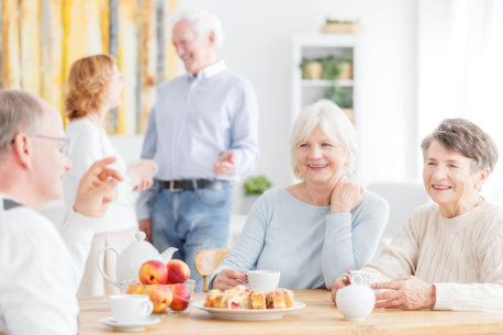Why Socialization Is Important for a Senior's Health